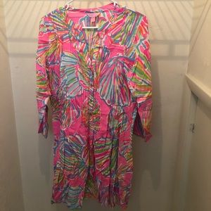 Lilly Pulitzer dress- perfect condition